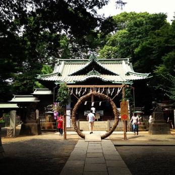 金運アップ神社